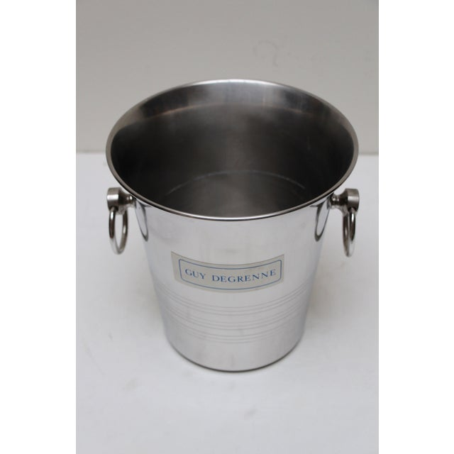 Image of Guy Degrenne French Champagne Bucket