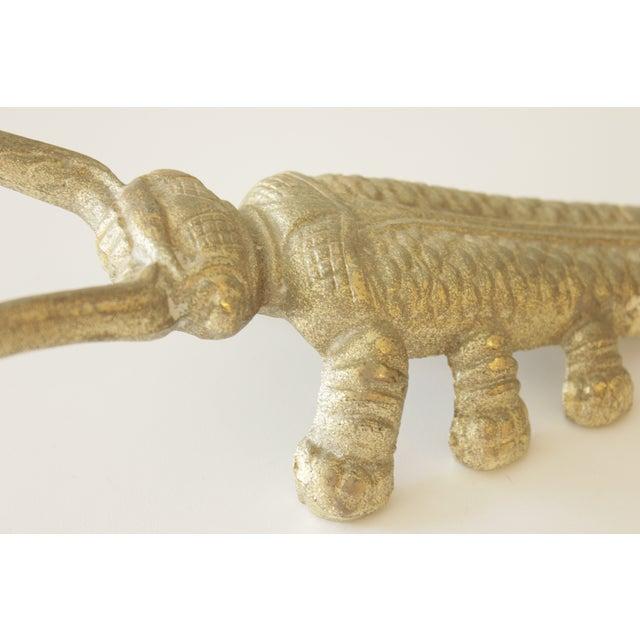 Brass Grasshopper Shoehorn - Image 9 of 9