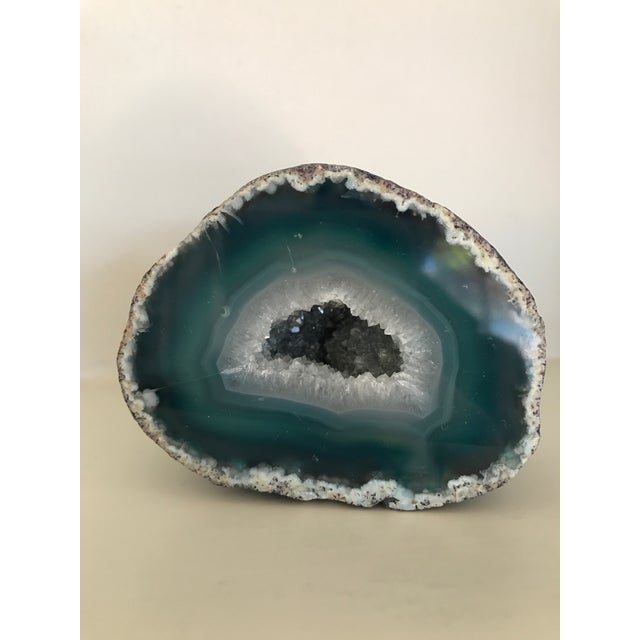 Boho Chic Blue Geode - Image 5 of 5