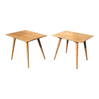 Paul McCobb for Planner Group Mid-Century Side Tables - A Pair