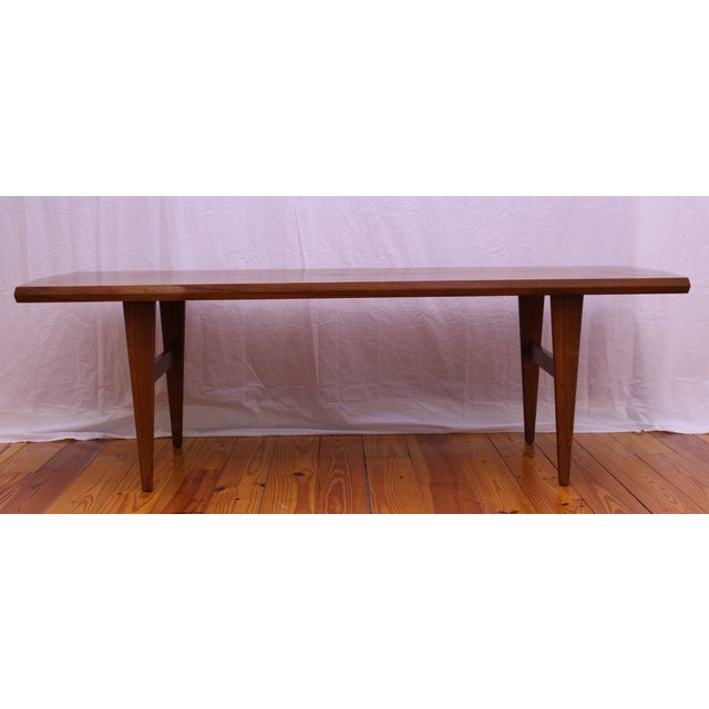 Danish Mid Century Rosewood Coffee Table - Image 4 of 5