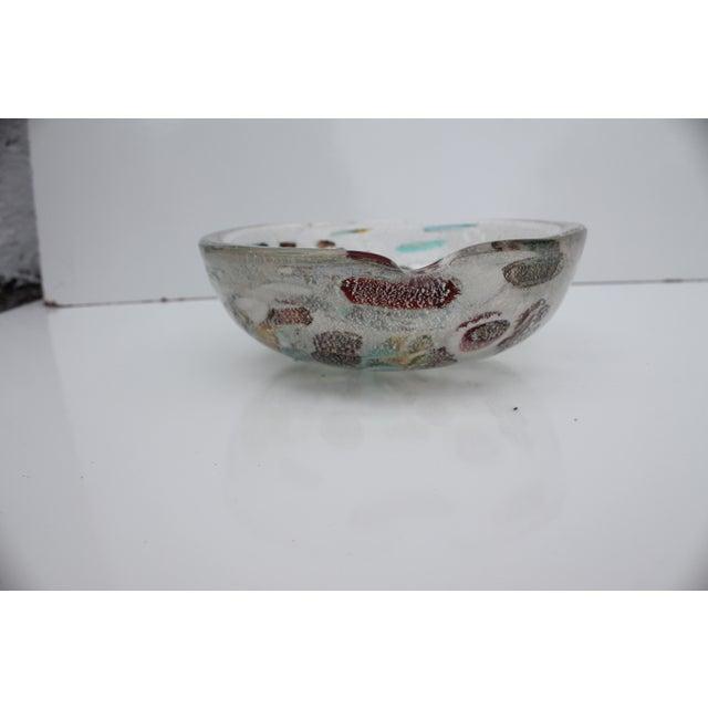 Murano Glass Millefiori Bowl - Image 5 of 8