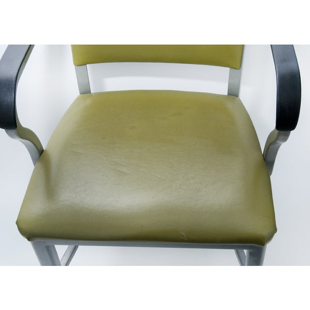 Image of Good Form Green Office Chair