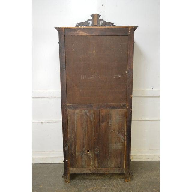 Antique Jacobean Flemish Carved Cabinet - Image 4 of 11