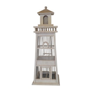 Lighthouse Bird Cage