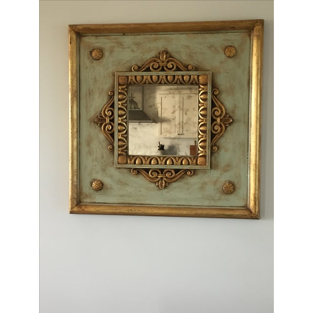 Florentine Mirror by Roma Moulding - Image 3 of 5