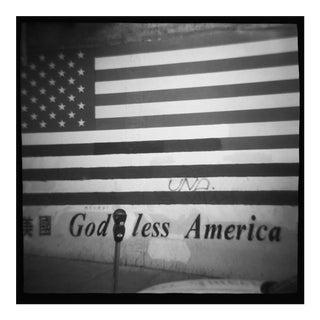 God Less America Photograph
