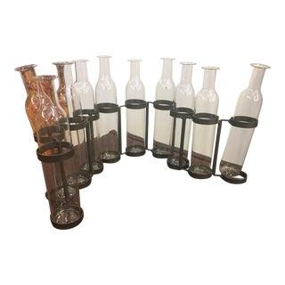 Test Tube Vase Set