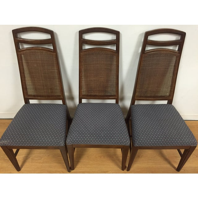 Mid Century Dining Chairs - Set of 6 - Image 5 of 11