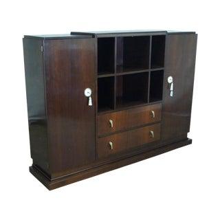Art Deco Cabinet after Emile Jacques Ruhlmann