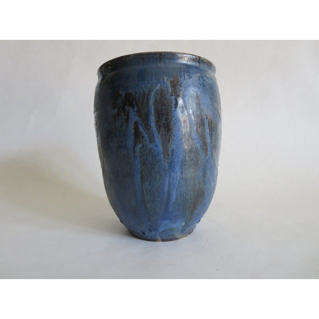 Hand Thrown Stoneware Vase - Image 3 of 3