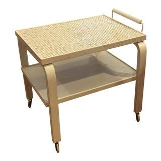 Alvar Aalto Style Tea Cart