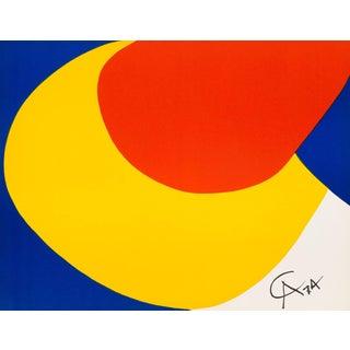 Alexander Calder Convection Lithograph