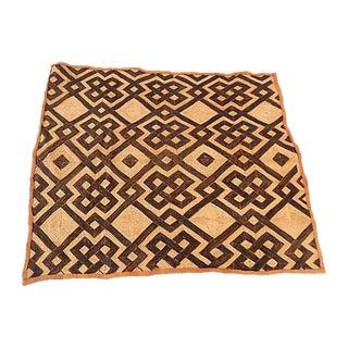 Natural Kuba Kasai Textile