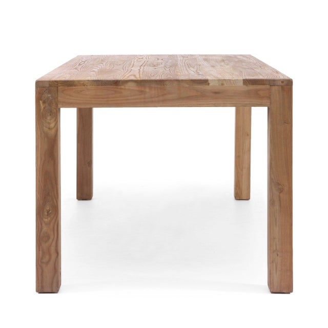 Image of Solid Wood Designer Dining Table