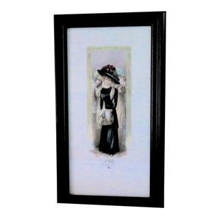 """""""Le Chic Colette"""" Parisian Print"""