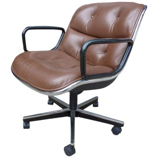 Charles Pollock Executive Chairs for Knoll