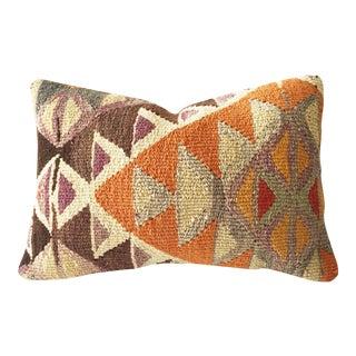 Vintage Kilim Lumbar Pillow