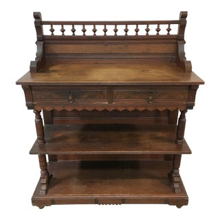 Eastlake Server Sideboard