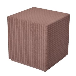 Janus Et Cie Deauville Cube Table or Stool