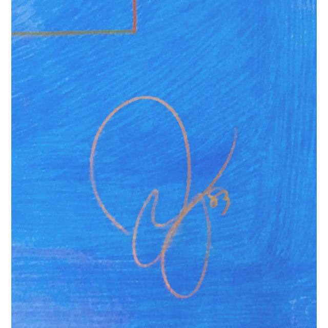 "Jack Youngerman ""Mandala"" Print - Image 3 of 3"
