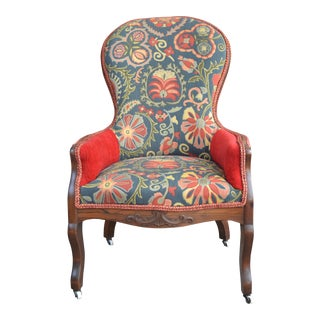 Pride and Paisley Armchair