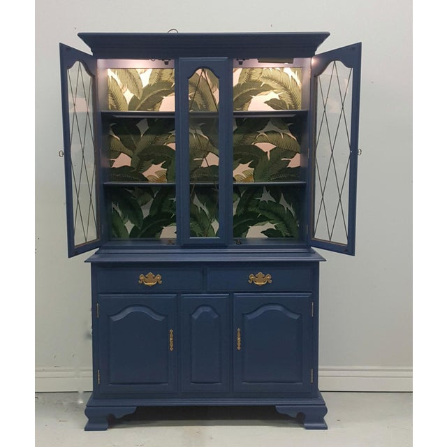 Ethan Allen Hutch - Image 3 of 7