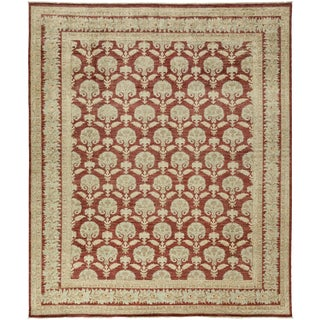 "Eclectic, Hand Knotted Area Rug - 8' 5"" x 10' 0"""