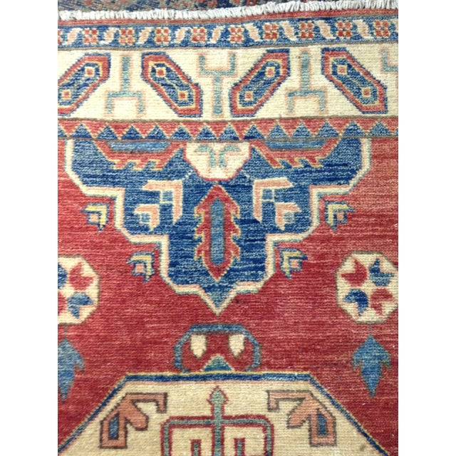 Hand Knotted Wool Rug - 3' x 5' - Image 5 of 7