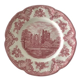 Johnson Brothers Blarney Castle Plate