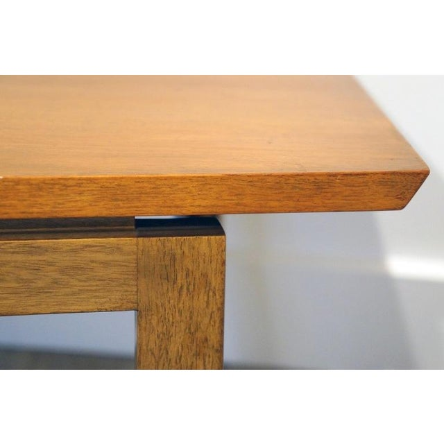 Image of Edward Wormley for Dunbar Side table