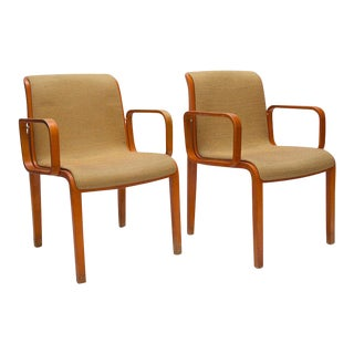 BILL STEPHEN FOR KNOLL BENTWOOD CHAIRS