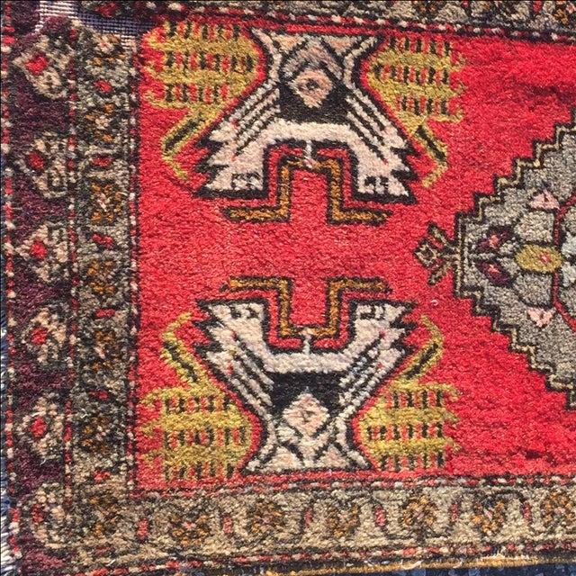 Anatolian Persian Rug - 1'6'' x 3'5'' - Image 3 of 9