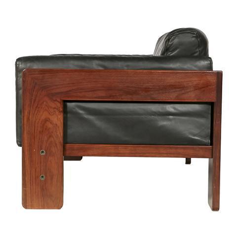 1960s tobia scarpa for knoll bastiano sofa chairish. Black Bedroom Furniture Sets. Home Design Ideas