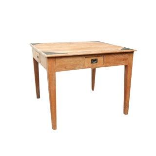 Anglo Raj Game Table