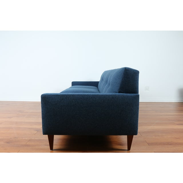 1960's Refinshed And Reupholstered Sofa - Image 9 of 9
