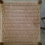 Image of Danish Modern Dining Chairs - Set of 3
