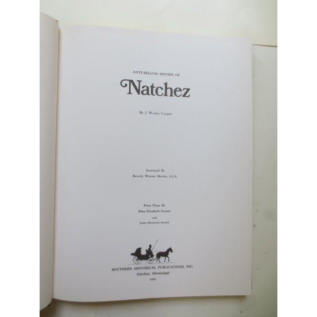 Ante-Bellum House of Natchez, Signed 1st Edition - Image 6 of 10