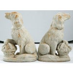 Image of Cast Iron Spaniels