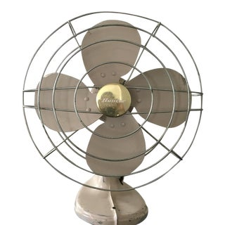 Vintage Industrial Hunter Fan