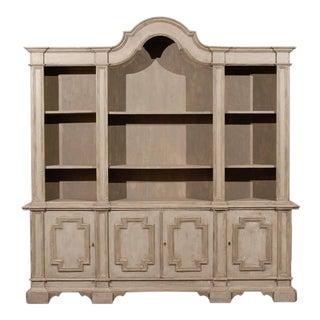 Italian Mid-20th Century Painted Wood Cabinet