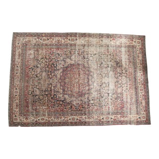 "Antique Kermanshah Carpet - 10'4"" x 15'3"""