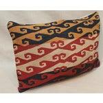Image of Vintage Sudanese Tribal Kilim Pillow