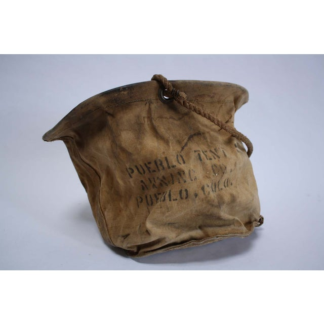 Image of Vintage Canvas Tool Tote