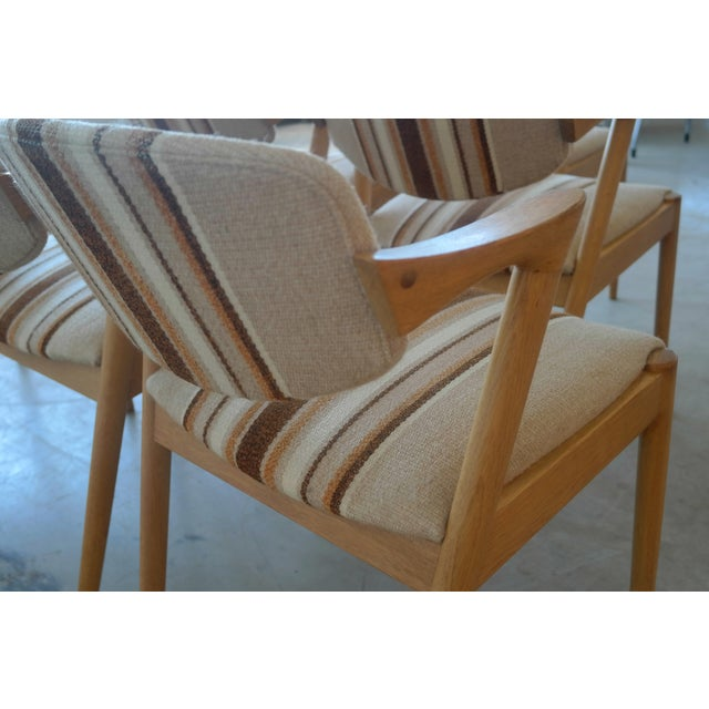 Kai Kristiansen Model 42 Dining Chairs - Set of 6 - Image 7 of 9