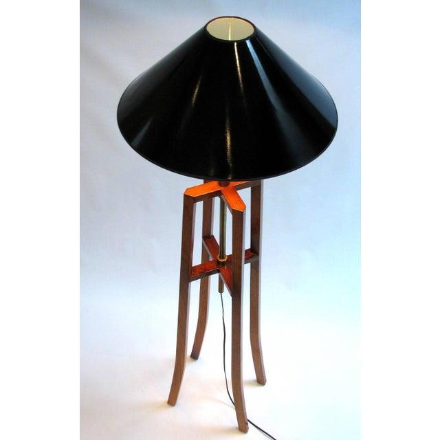 "Mirak Collection ""Chevalet"" Floor Lamp - Image 5 of 6"
