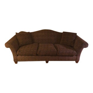 Lee Industries Upholstered Hump Back Sofa