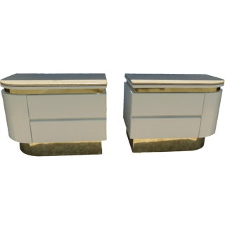Steve Chase Nightstands - A Pair