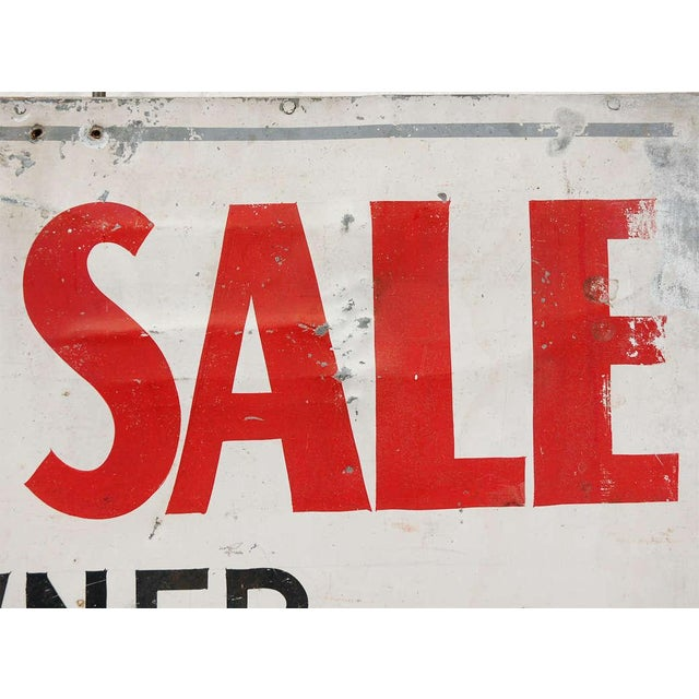 FOR SALE Sign - Image 4 of 9