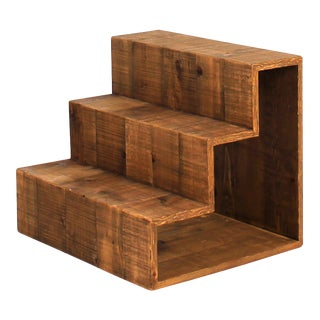 Sarreid Ltd Pine Double Steps Table